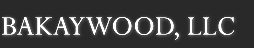 Bakaywood, LLC Logo